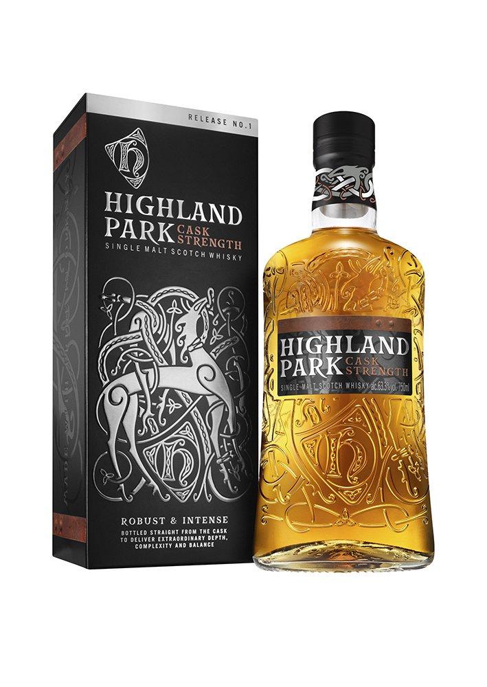 Highland Park Cask Strength Release No. 1