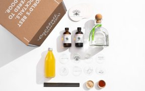 Patron Smoked Margarita Kit