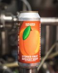Hopworks Urban Brewery Stoner Fruit Apricot Sour