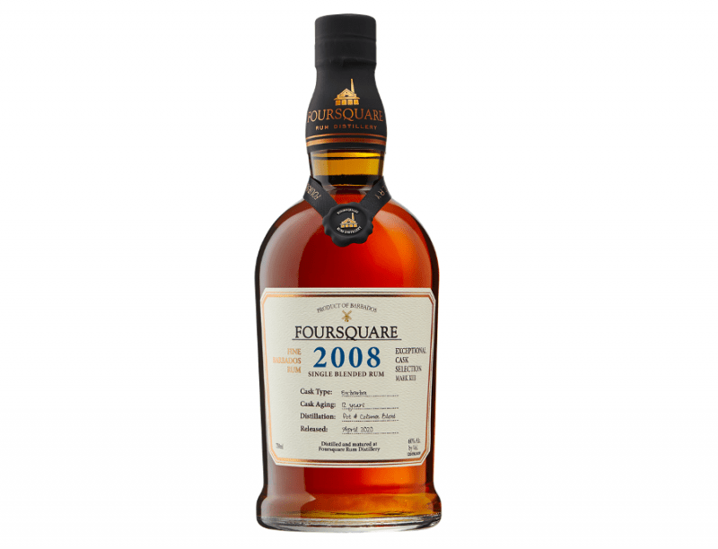 Foursquare Mark XIII 2008 Single Blended Rum