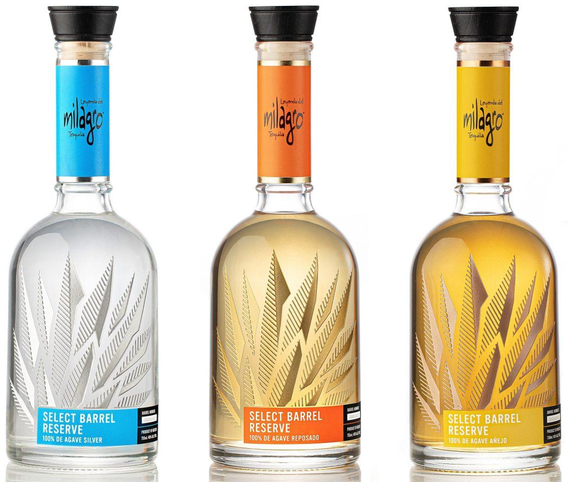 Milagro Tequila Select Barrel Reserve Añejo (2021)