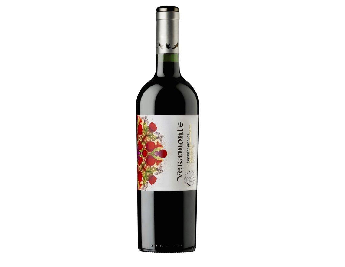 2018 Veramonte Organic Cabernet Sauvignon