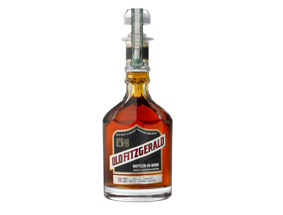 Old Fitzgerald Bottled-in-Bond 11 Years Old Fall 2021 Edition