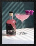 Brody's Black Orchid Vodka Cocktail