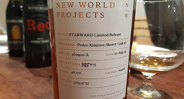 NewWorld Projects - Pedro Ximinez