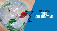 Chilli Gin and Tonic
