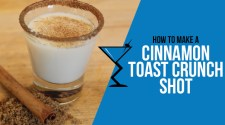 Cinnamon Toast Crunch Shot