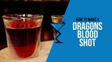 Dragons Blood Shot