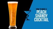 Peach Shady Cocktail