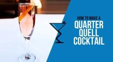 Quarter Quell Cocktail