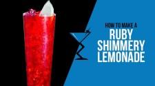 RUBY SHIMMERY LEMONADE