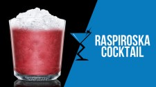 Raspiroska Cocktail