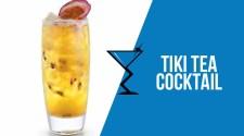 Tiki Tea Cocktail
