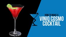 Viniq Cosmo Cocktail