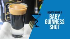Baby Guinness Shot