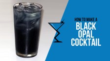Black Opal Cocktail