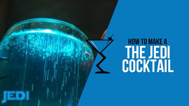 The Jedi Cocktail