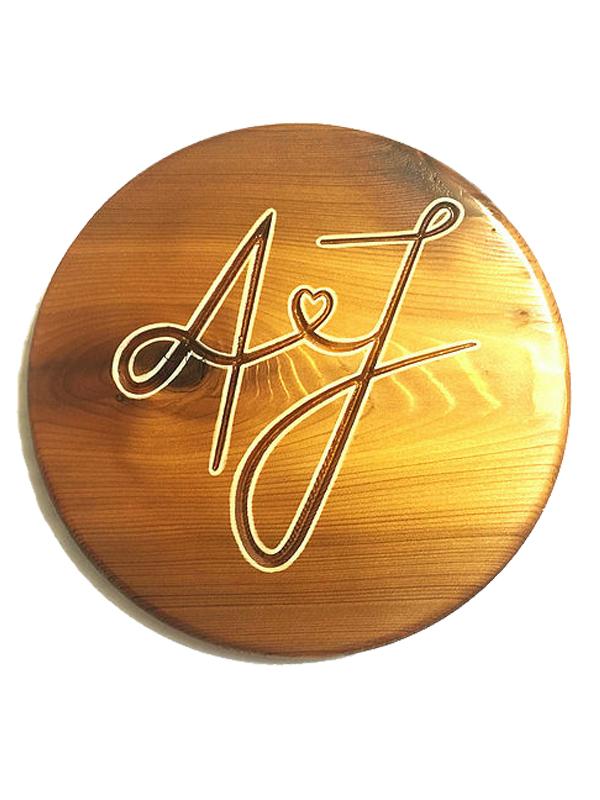 wooden-monogram-plaque