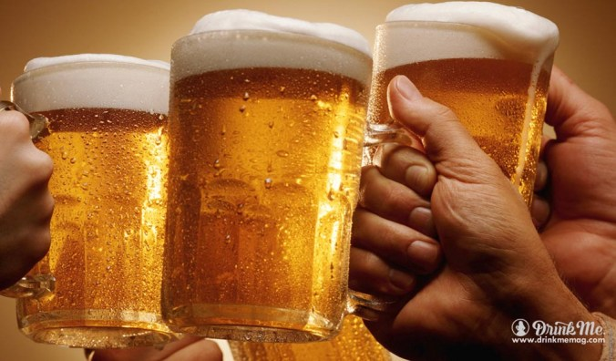 The Top 5 Benefits Of Drinking Beer | Drink Me Magazine