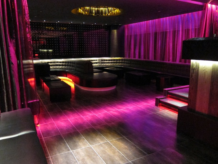 Playboy Night Club Dance Floor