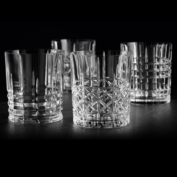 Nachtmann Highland Whisky Tumblers 345ml At Drinkstuff