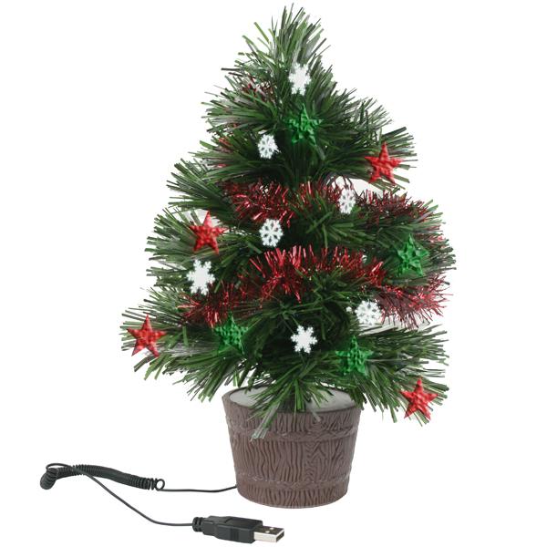 Usb Desktop Christmas Tree