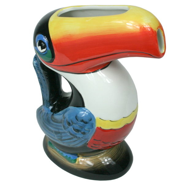 Guinness Toucan Ceramic Jug Drinkstuff
