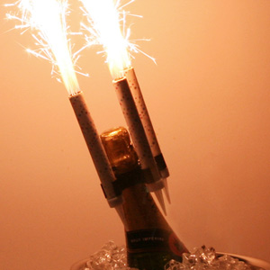 Sparkler Bottle Clip