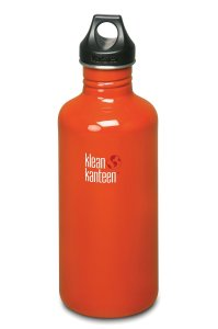 Best gifts for travelers: Klean Kanteen Water Bottle