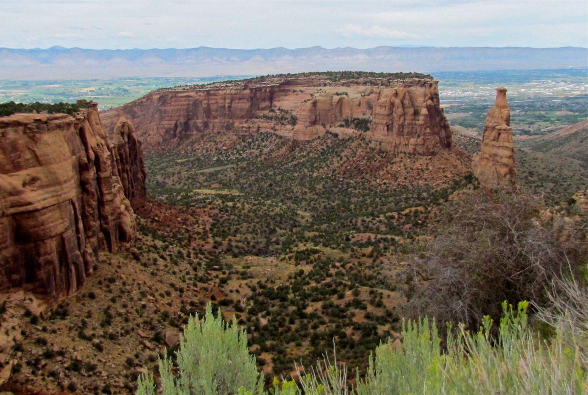 Colorado National Monument. Photo by Pauline Rosenberg via Flickr CC