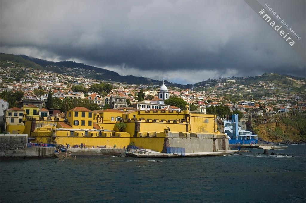 Fortaleza de São Tiago do Funchal
