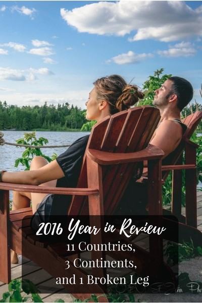 2016 year in Review Drink Tea & Travel