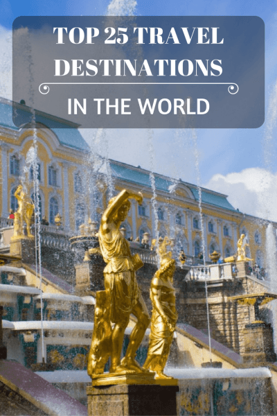 An overview of top travel destinations that earned a spot in 2014 TripAdvisor's Travelers' Choice Awards for destinations worldwide.