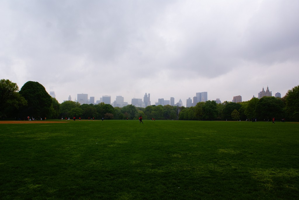 Central Park. Photo by JL08 via Flickr CC