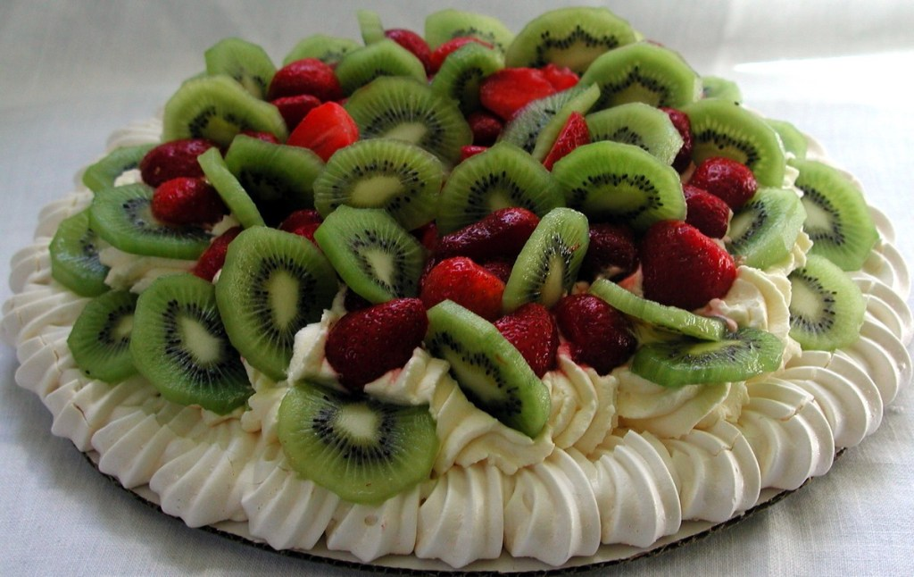 Pavlova. Photo by distopiandreamgirl via Flickr CC