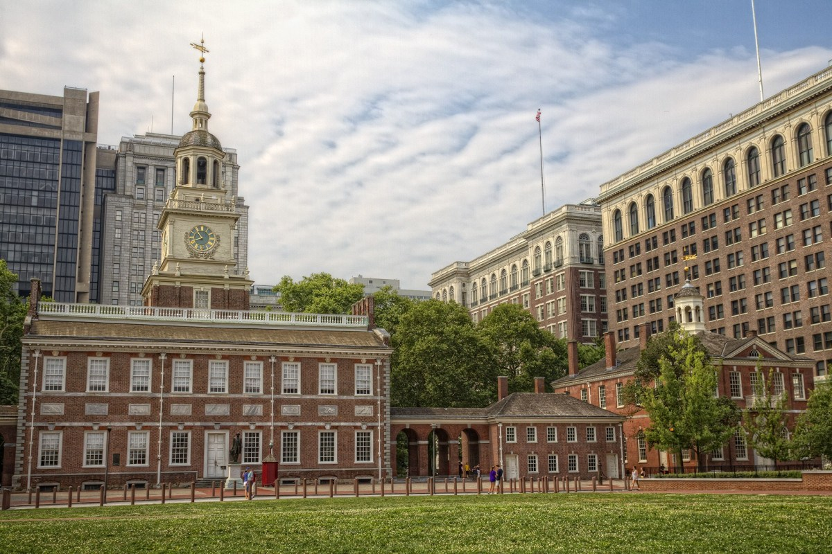 Independence Hall, Philadelphia, PA. Photo by Jonathan via Flickr CC