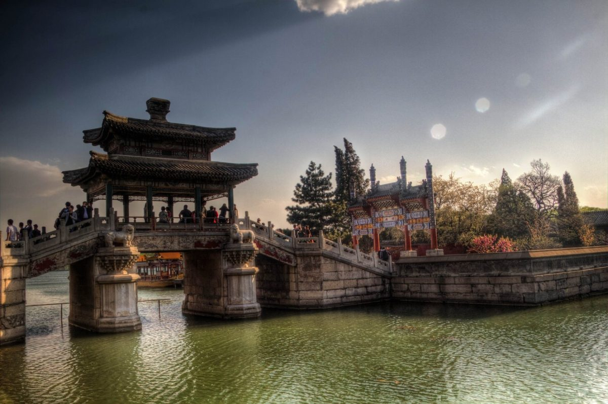 Summer Palace, Beijing. Photo by Ronald Woan via Flickr CC