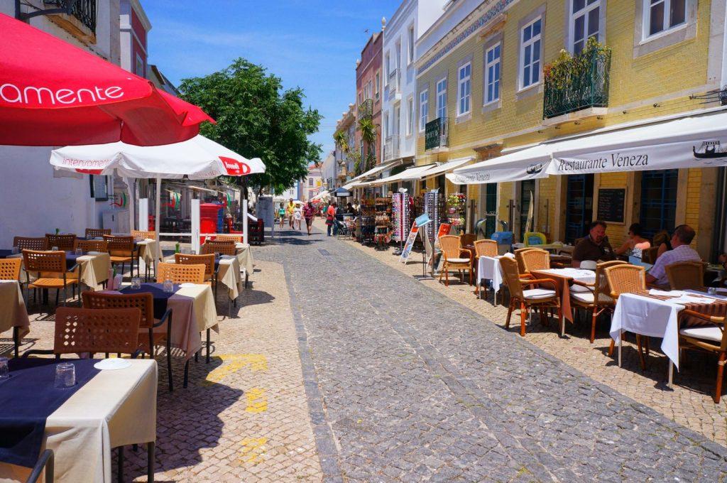Algarve West, Portugal