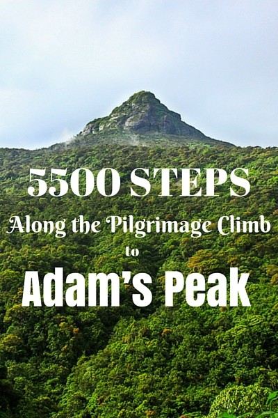 Looking back on the 7 hour return journey to Adam's Peak, I'll be honest, it's not for everyone. To learn why, follow along as I recap our 7-hour hike.