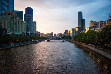 Australia Melbourne Cover Photo