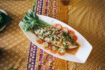 Bangkok FishLimeSauce. Must Try Asian Dishes