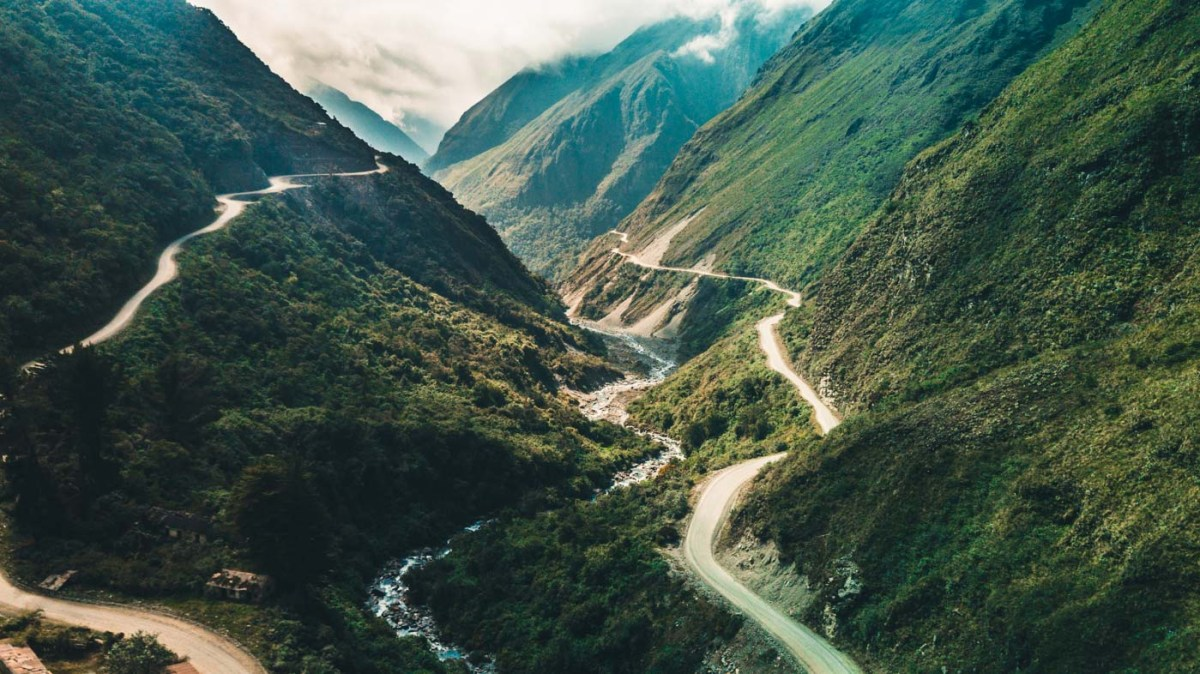 Yungas Rd, aka the Death Road