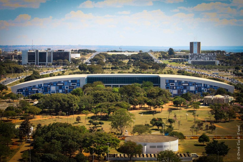 Convention Center Ulysses Guimarães, Brasilia