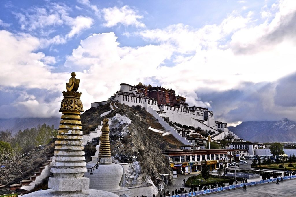 The Potala Palace, Tibet, China