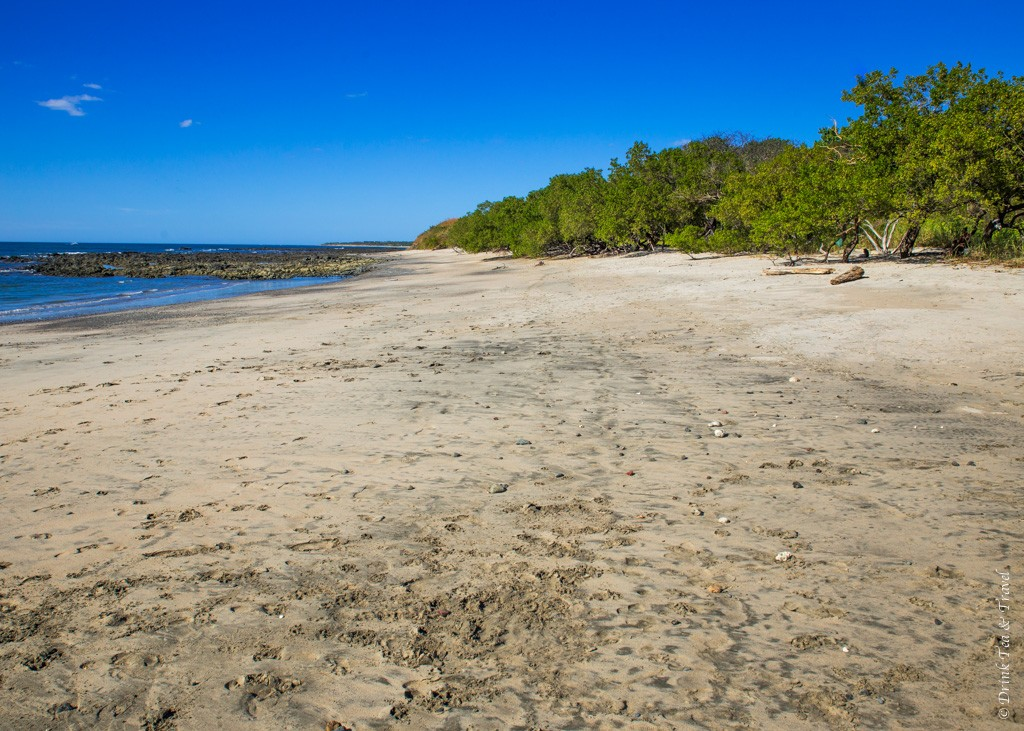Playa Lagartillo, Guanacaste, Costa Rica