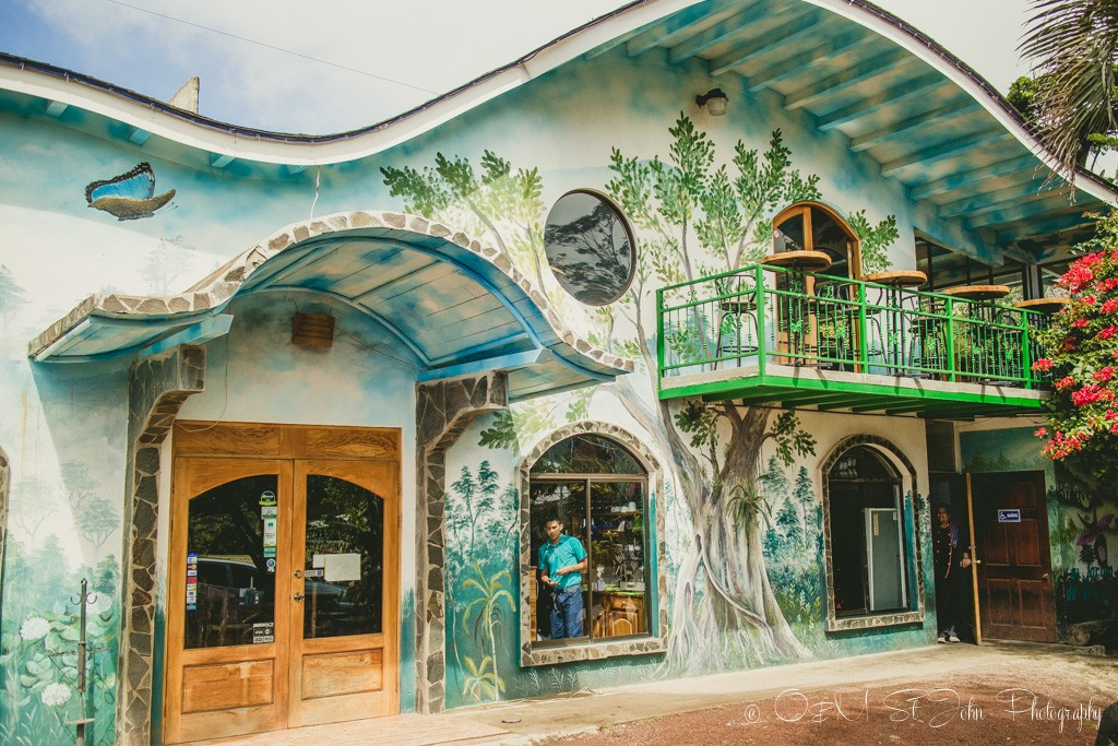 Cute little hostel in Monteverde