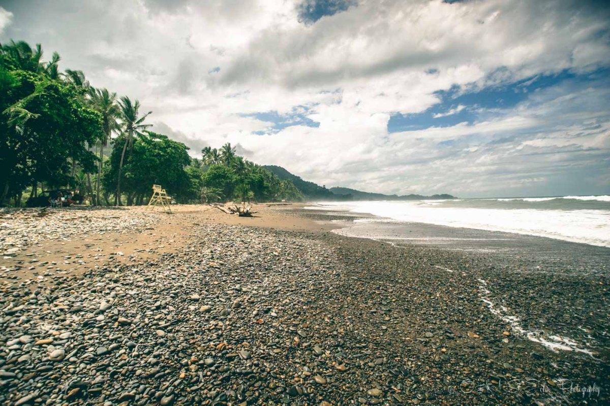 Playa Dominical, Costa Ballena, Costa Rica,