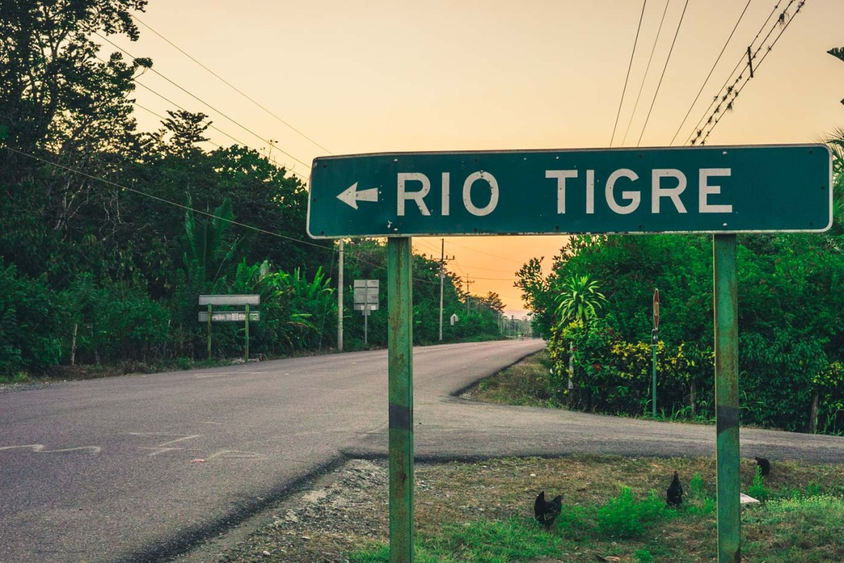 Rio Tigre, the getaway to rural tourism in Osa Peninsula