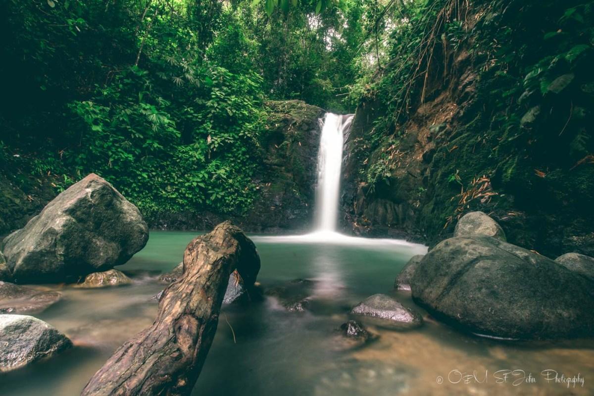 Uvita Waterfall, Costa Ballena. Costa Rica