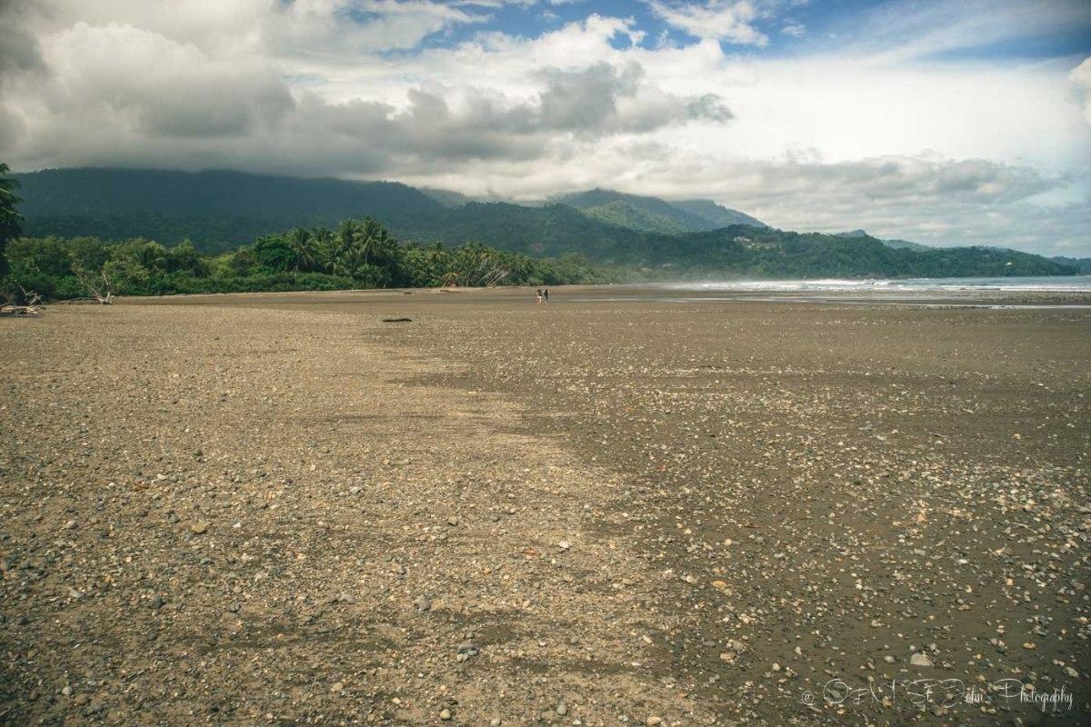 Playa Uvita, Puntarenas. Costa Rica